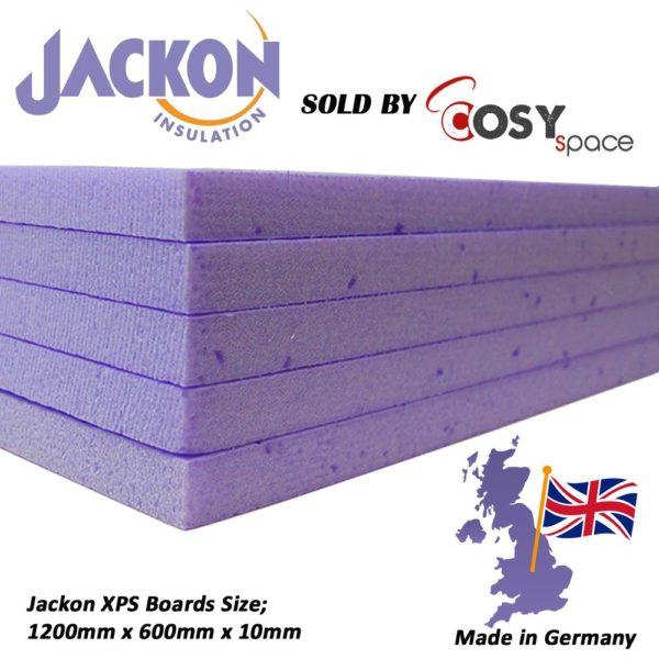 Jackon XPS Boards